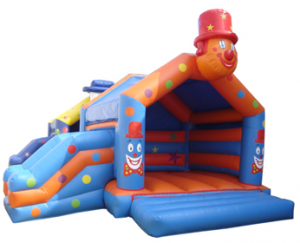 Bouncycastleman, Bouncy Castle Hire